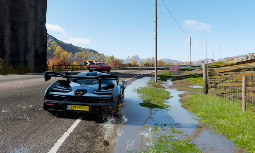 forza horizon 4 mobile