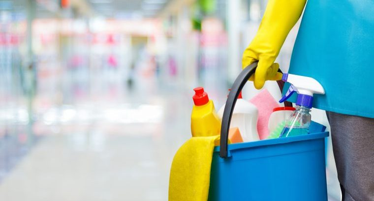 Sanitizing cleaning services