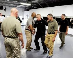 Bodyguard Training Course